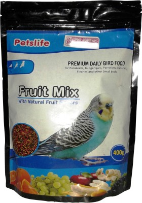 Taiyo Friut Mix (S) 400gm Fruit Bird Food