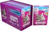 Whiskas Adult Wet Food Tuna Cat Food (1....