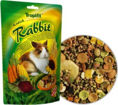 Tropifit Rabbit Food 500g NA Rabbit Food