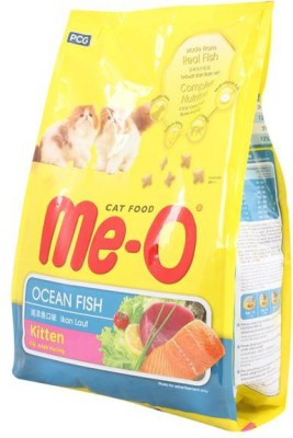 Me-O Kitten Ocean Fish Flavour Sea Food Cat Food