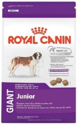 Royal Canin Giant Junior Dog Food(4 kg Pack of 1)