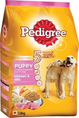 Pedigree Milk And Chicken Dog Food