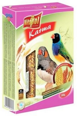 Vitapol Food For Zebra Finch and Exotic Birds Bird Food