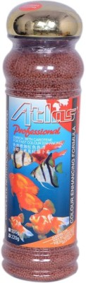 Pets Planet Atlas Professional Complete Natural Fast Red Fish Food