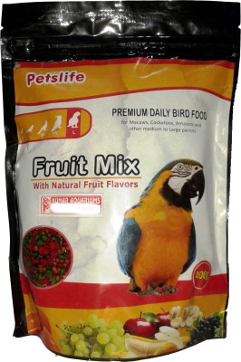 Taiyo Fruit Mix (L) 400gm Fruit Bird Food