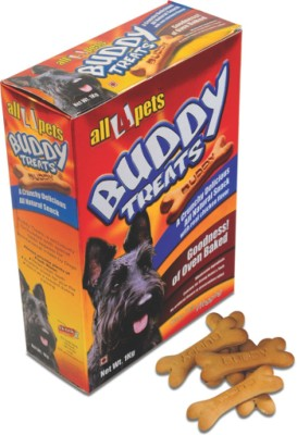 All4pets Cookies Chicken Dog Food