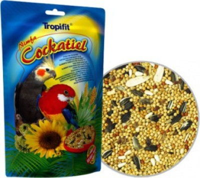 Tropifit Cockatiel 700g NA Bird Food