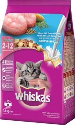 Whiskas Junior Fish Cat Food