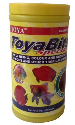 Toya Bits Food/SINKING FOOD Tropical Fruit Fish Food
