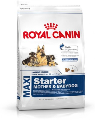 Royal Canin Maxi Starter Dog Food(4 kg Pack of 1)