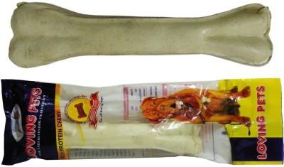 ZakTag Chewy Pressed bone 10 inch NA Dog Food
