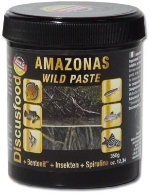 Exotica amazona wild paste NA Fish Food