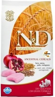 Farmina N&D Low Grain Pomegranate Adult Medium Chicken Dog Food