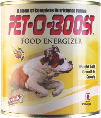 All4pets PET-O-BOOST (250g) Chicken Dog Food