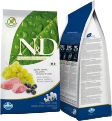 Farmina N&D Low Grain Blueberry Adult Lamb Dog Food