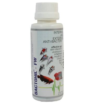 Aquatic Remedies BACTONIL - FW 60ml - Anti bacterial medication NA Fish Food