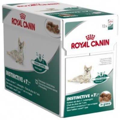 Royal Canin Instinctive+7 Sea Food Cat Food