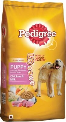Pedigree Puppy Chicken & Milk Chicken, Milk Dog Food