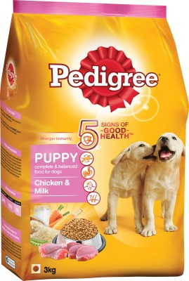 Pedigree Puppy Chicken, Milk Dog Food