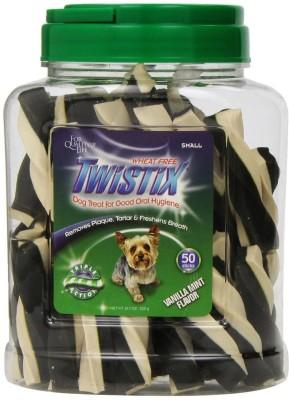 NPIC Twistix Canister Small 50 sticks - 500gms Vanilla Dog Food