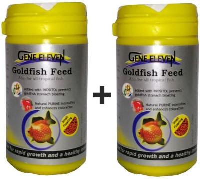 GENE ELEVEN Goldfish feed 30g x 2 pack NA Fish Food