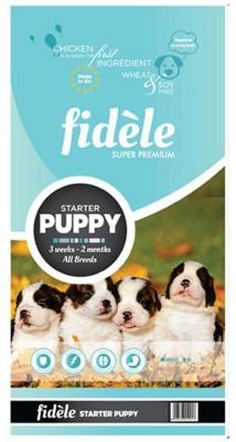 Fidele Starter Dog Food