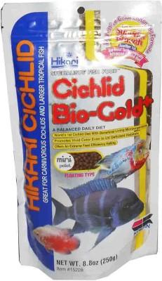 HIKARI Cichlid Bio-Gold+ (plus) mini pallets 250g NA Fish Food