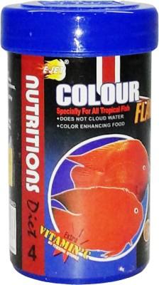Ejet Colour Flake 100ml Fish Fish Food