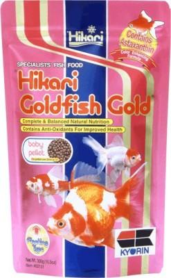 Hikari Goldfish Gold 300g | Baby Pellet NA Fish Food