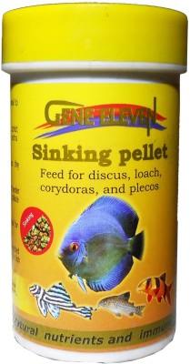 Aquatic Remedies Gene Eleven Sinking Pallets 30g Fish Food