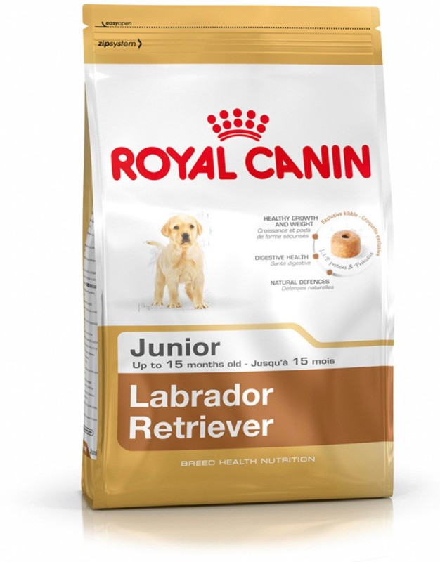 Royal Canin Labrador Retriever Junior Dog Food(3 kg Pack of 1)