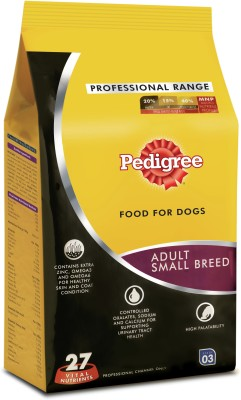Pedigree Small Breed Dog Food