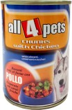 All4pets Pollo Chicken Dog Food (400 g P...