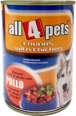 All4pets Pollo Chicken Dog Food