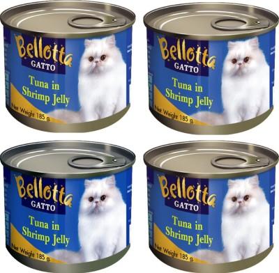 Bellota Tuna in Shrimp Jelly Shrimp Cat Food