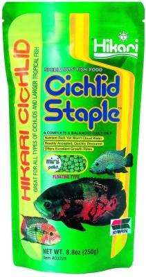 Hikari Cichlid Staple Mini Pellet 250g Fish Fish Food