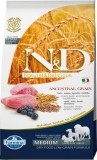Natural & Delicious Lamb and Blueberry D...