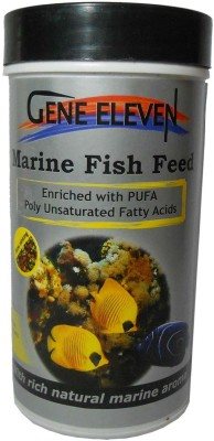 Aquatic Remedies GeneEleven Marine Fish Feed Pallets 100g Fish Food