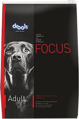 Drools Focus Adult Chicken, Egg Dog Food