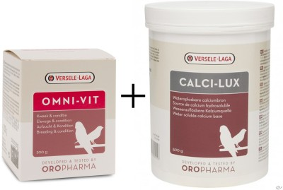 Versele-Laga Omni-Vit & Calci-Lux NA Bird Food