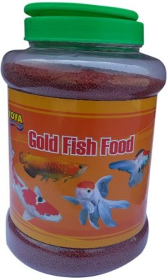 Pets Planet Toya Gold Complete Nutritional Fish Food