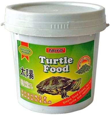 taiyo ORIGINAL Taiyo Turtle Food, 500 gms For all Turtles, other Reptiles & Aquatic Amphibians. Sea Food Turtle Food