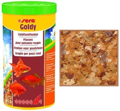 Sera Goldy Flake 210g/1000ml Fish Food