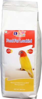 JiMMy For Lovebird NA Bird Food