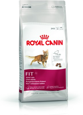 Royal Canin Fit32 2kg Cat Food(2 kg Pack of 1)
