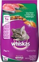 Whiskas Tuna Tuna Cat Food(7 kg Pack of 1)