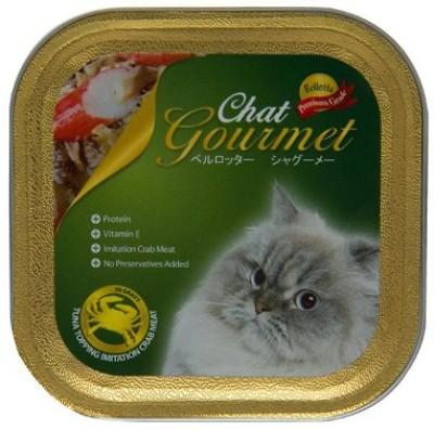 Bellota Topping Imitation Crab Meat Tuna Cat Food