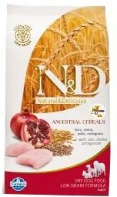 Natural & Delicious Pomegranate Mini Chicken Dog Food