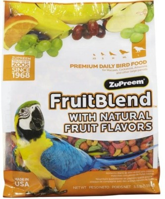 Zupreem Fruit Blend Fruit Bird Food