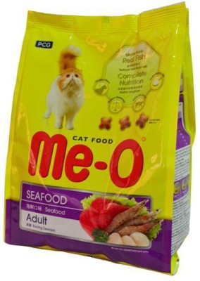 Me-O Sea Food Sea Food Cat Food